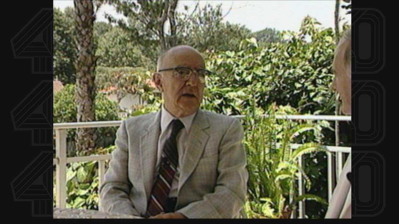 Universo Académico: Gonzalo Aguirre Beltrán