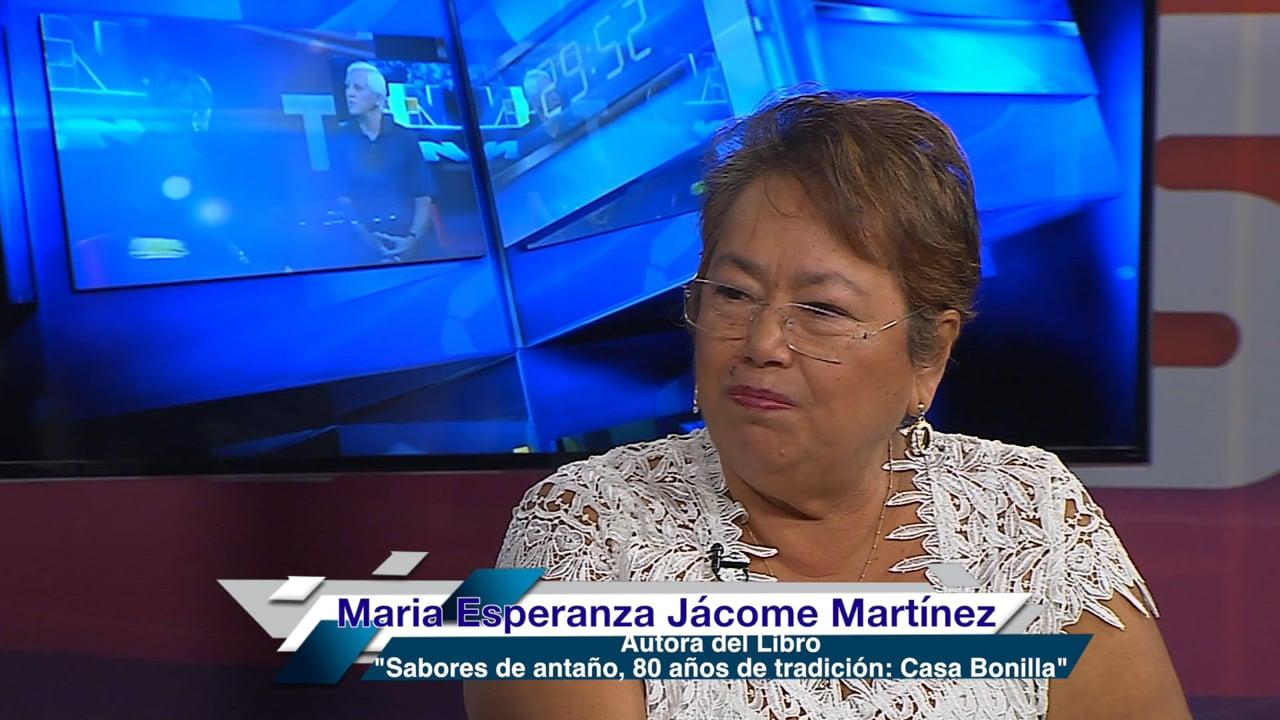 María Esperanza Jácome Martínez
