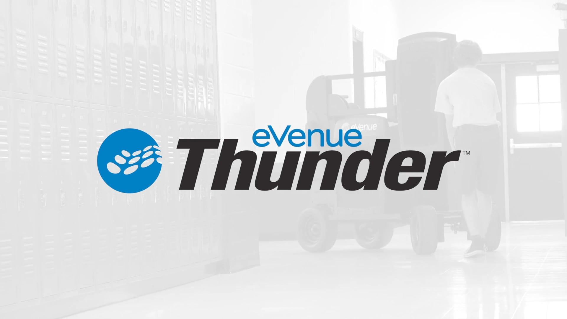 eVenue Thunder - Mobile Audio Anywhere