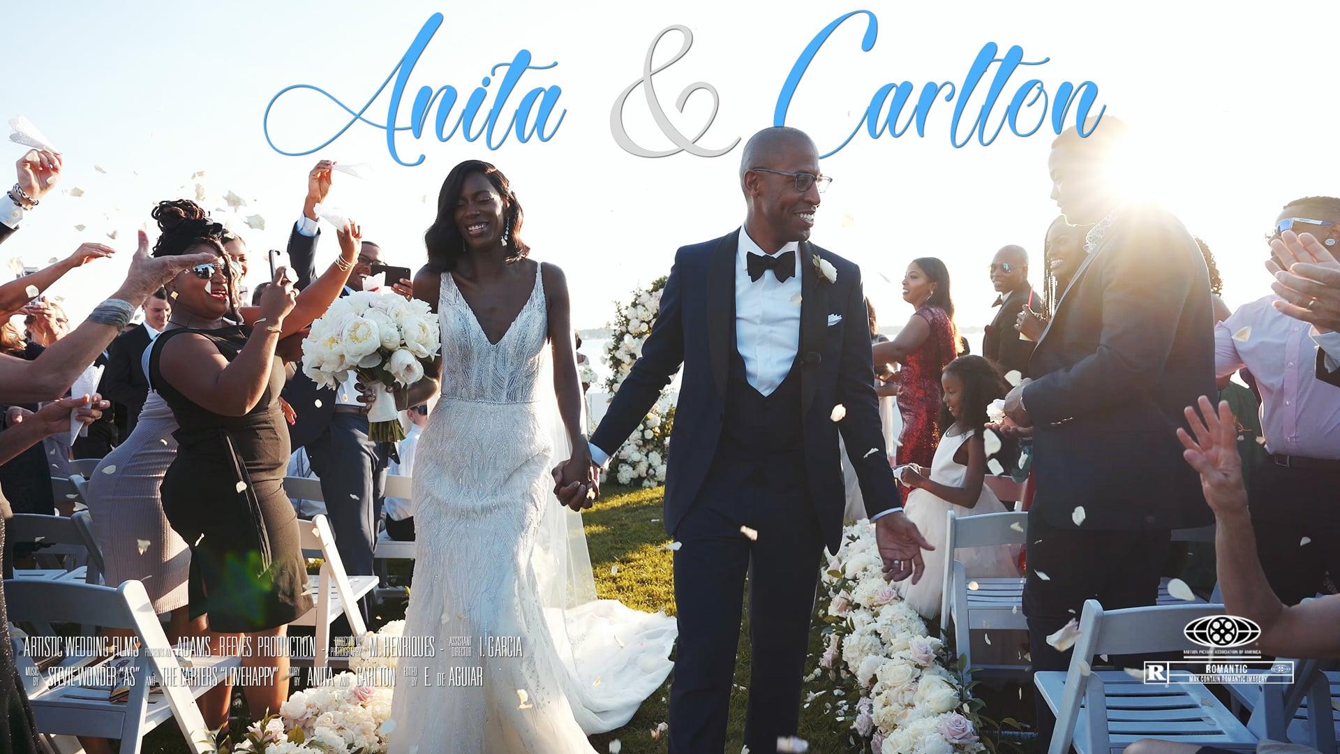 Belle Mer Wedding // Anita & Carlton's Wedding Highlight Film