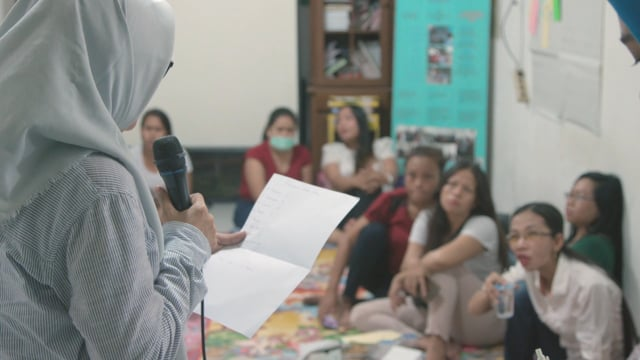 Bandung Wangi: HIV prevention and treatment for female sex workers in Indonesia