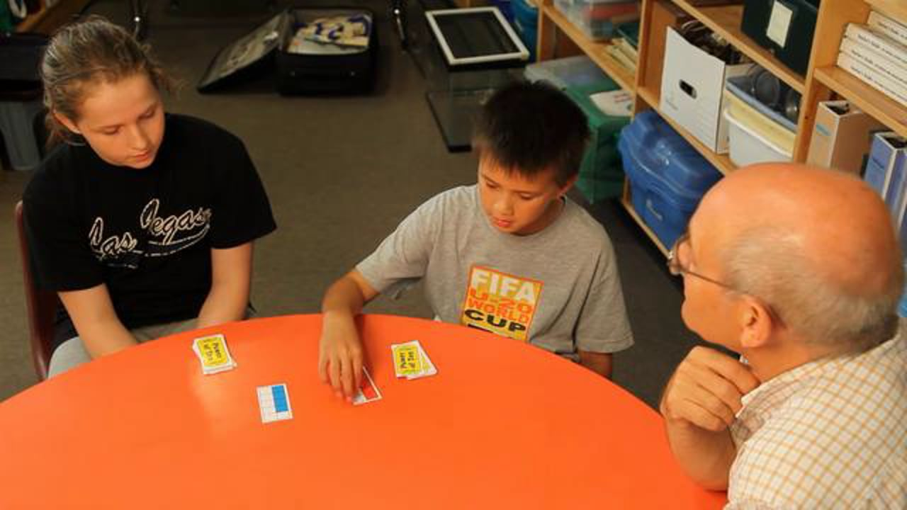 Grade 5 - Fraction FaceOff - Extending to  % and Equivalent Fractions