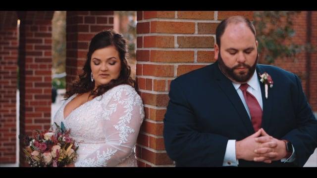 Codey & Taylor// Wedding Film