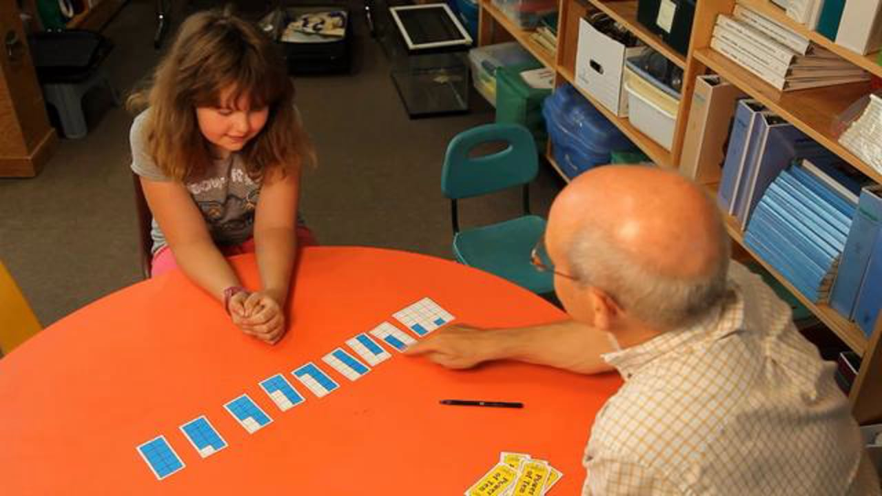 Grade 5 - Assessing Fraction, Decimals & Percent Through Interviewing