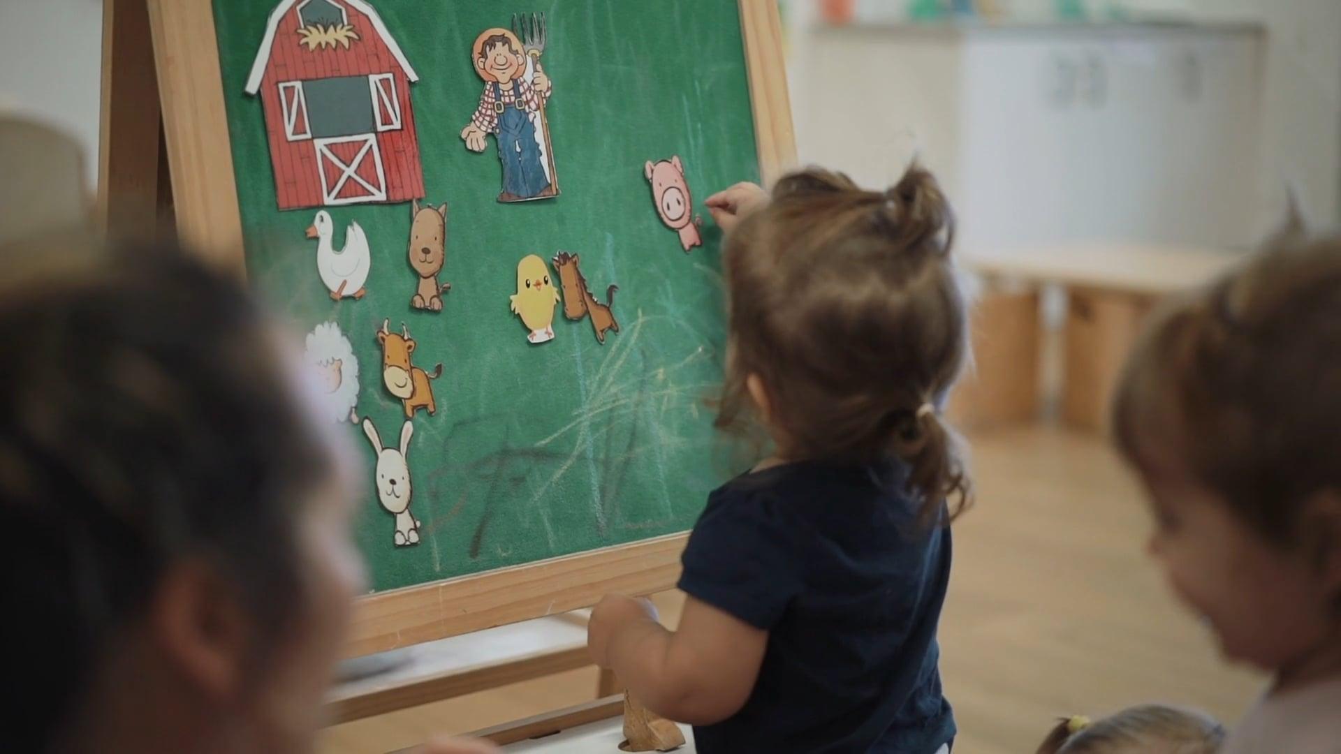 Brand Video / Smart Tots Childcare Centre