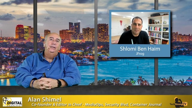 Shlomi Ben Haim - TechStrong TV