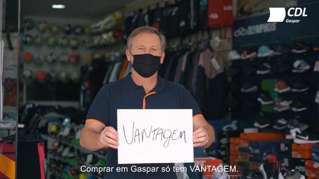 CDL Gaspar - #CompreEmGaspar