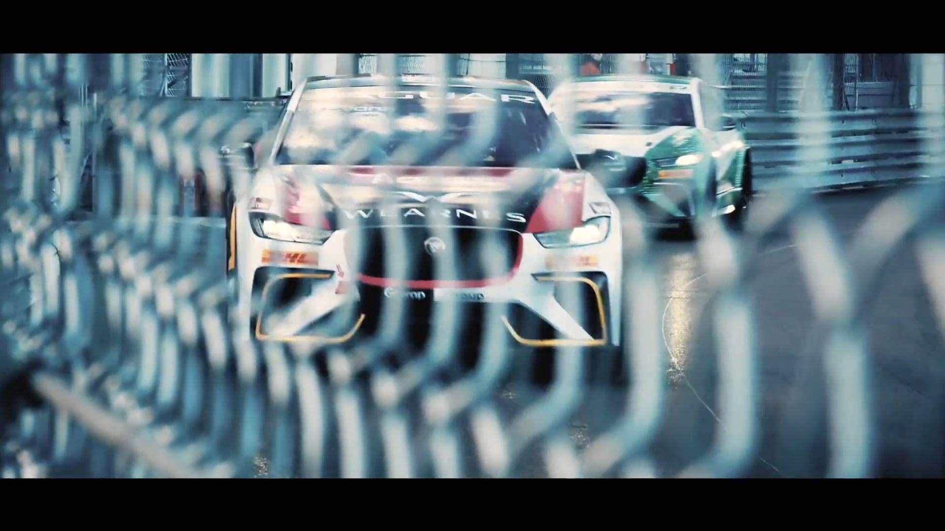 Jaguar I-Pace eTrophy Season Opening