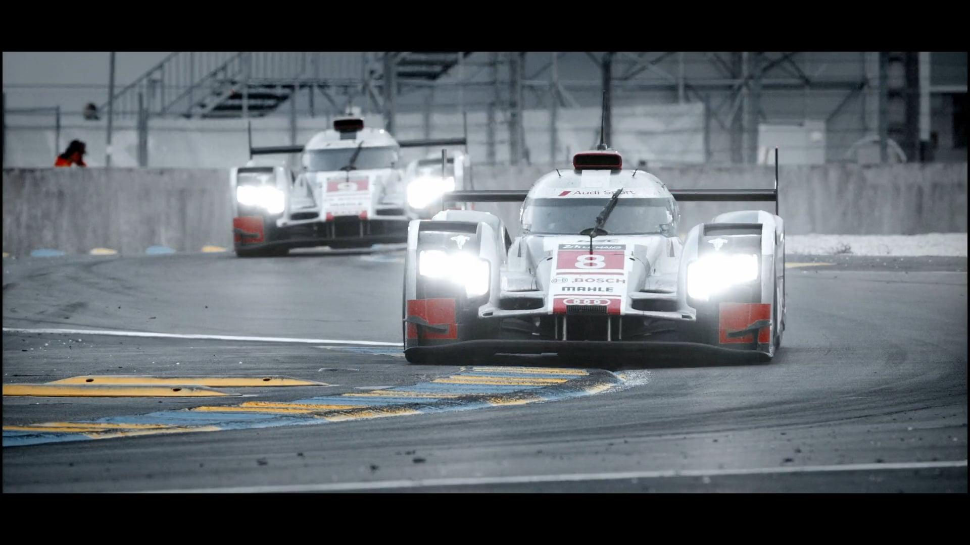 Audi FIA WEC Highlightfilm