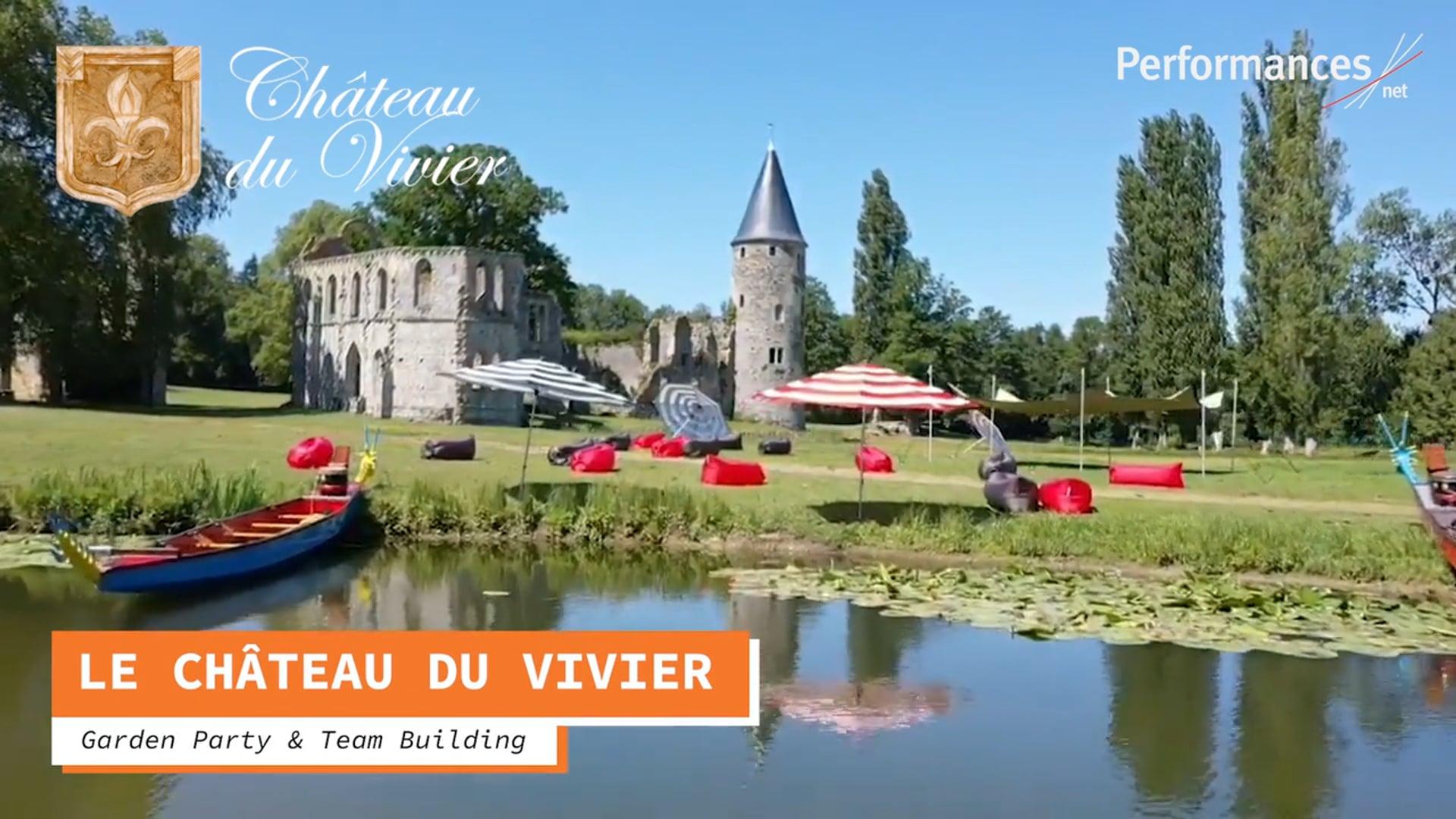 Garden Party Château du Vivier