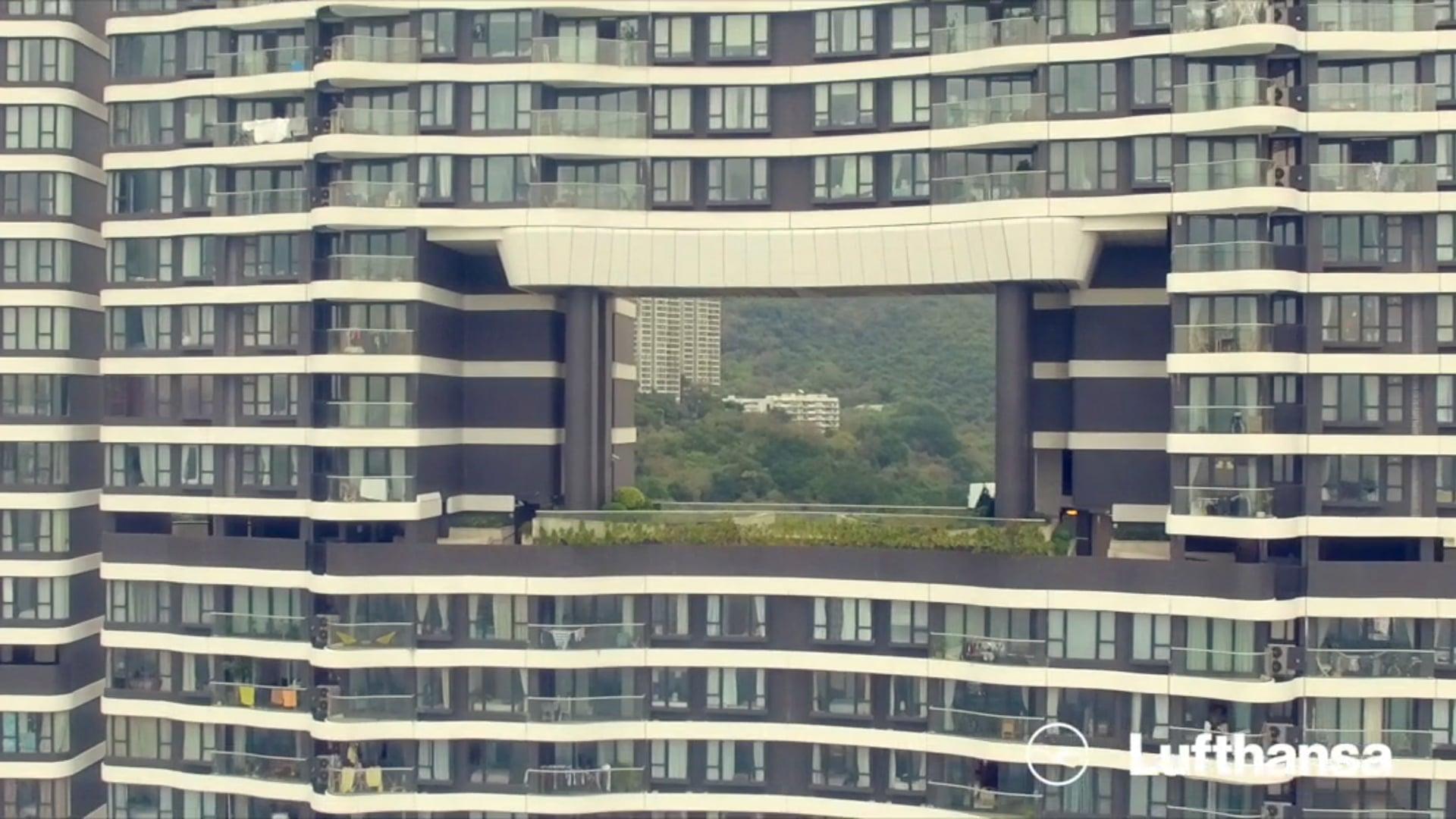 FILIP PISKORZYNSKI   LUFHANSA - Hongkong