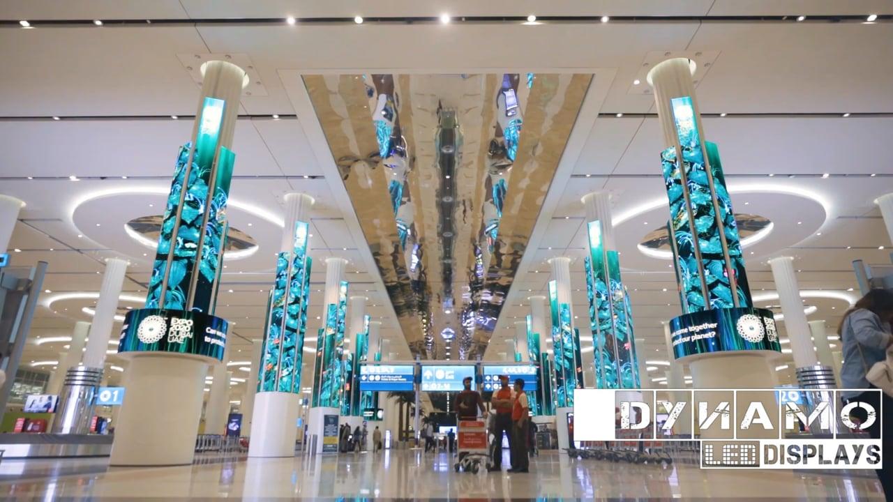 Dynamo LED Displays 2.5mm LED Screens