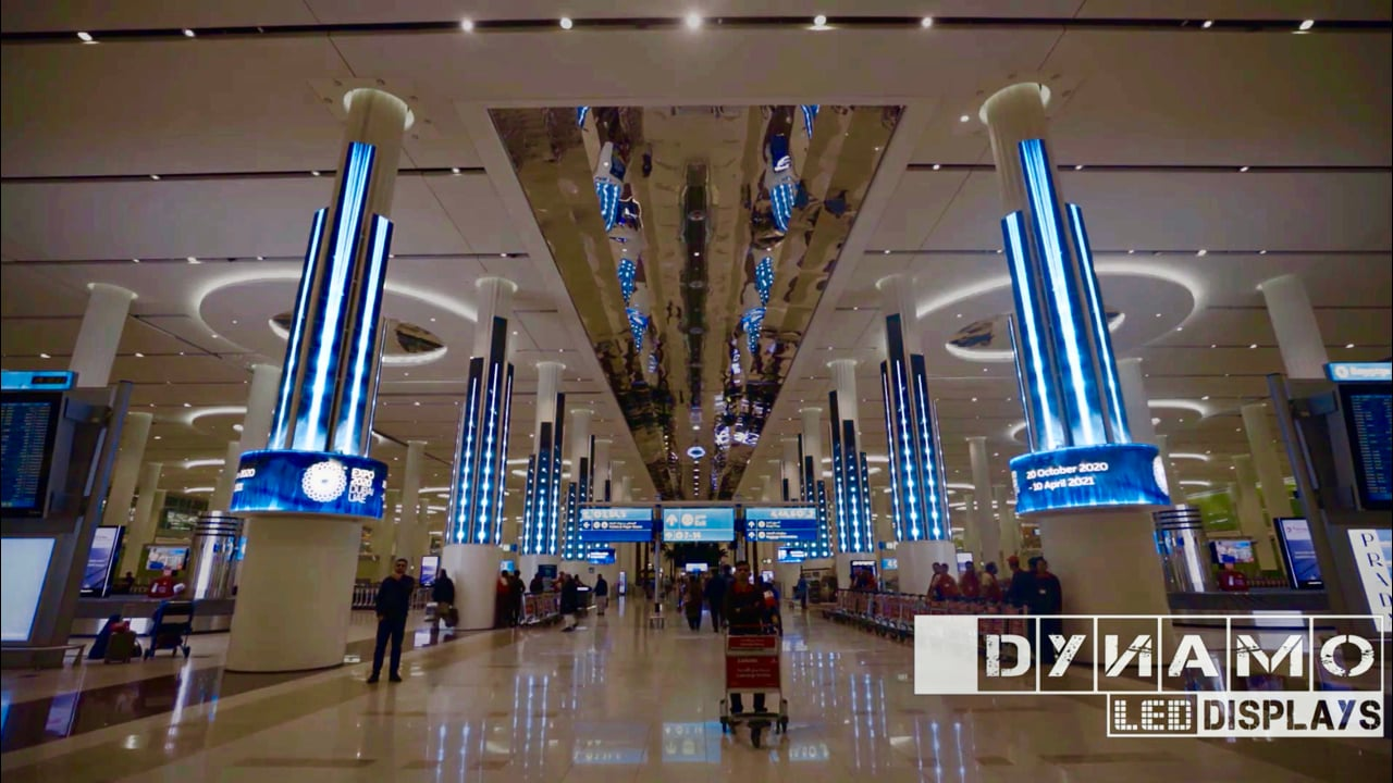 Dynamo - Dubai International Airport (DXB)