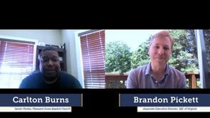Not Alone with Carlton Burns | SBC of Virginia