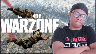 Call of Duty WARZONE With The Ninjas! - Stream Replay