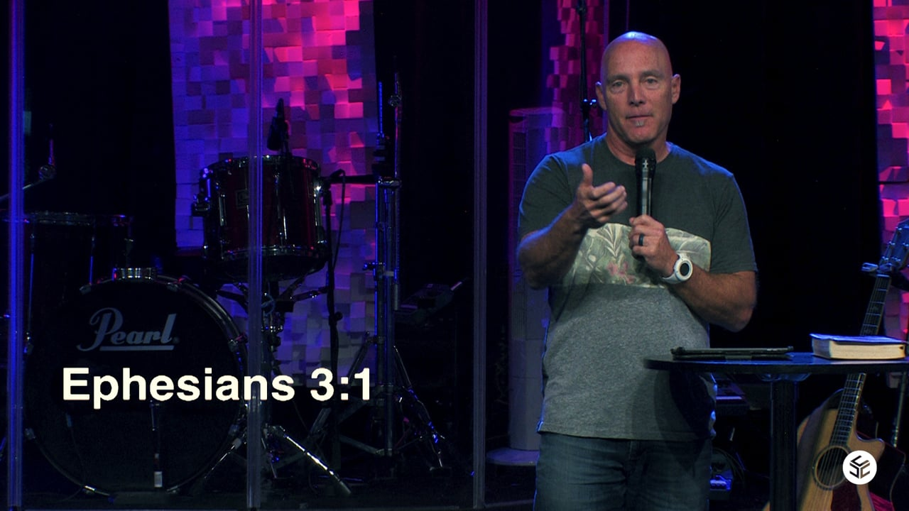 Church on the Move - Week 6 - Don't Put God in a Box