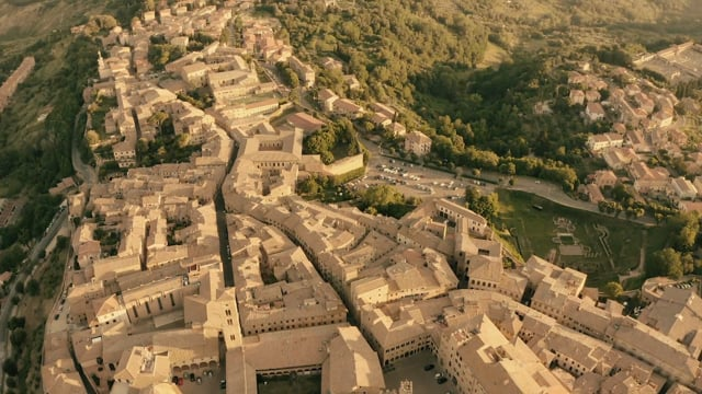 Volterra, Tuscany, the city of the alabaster