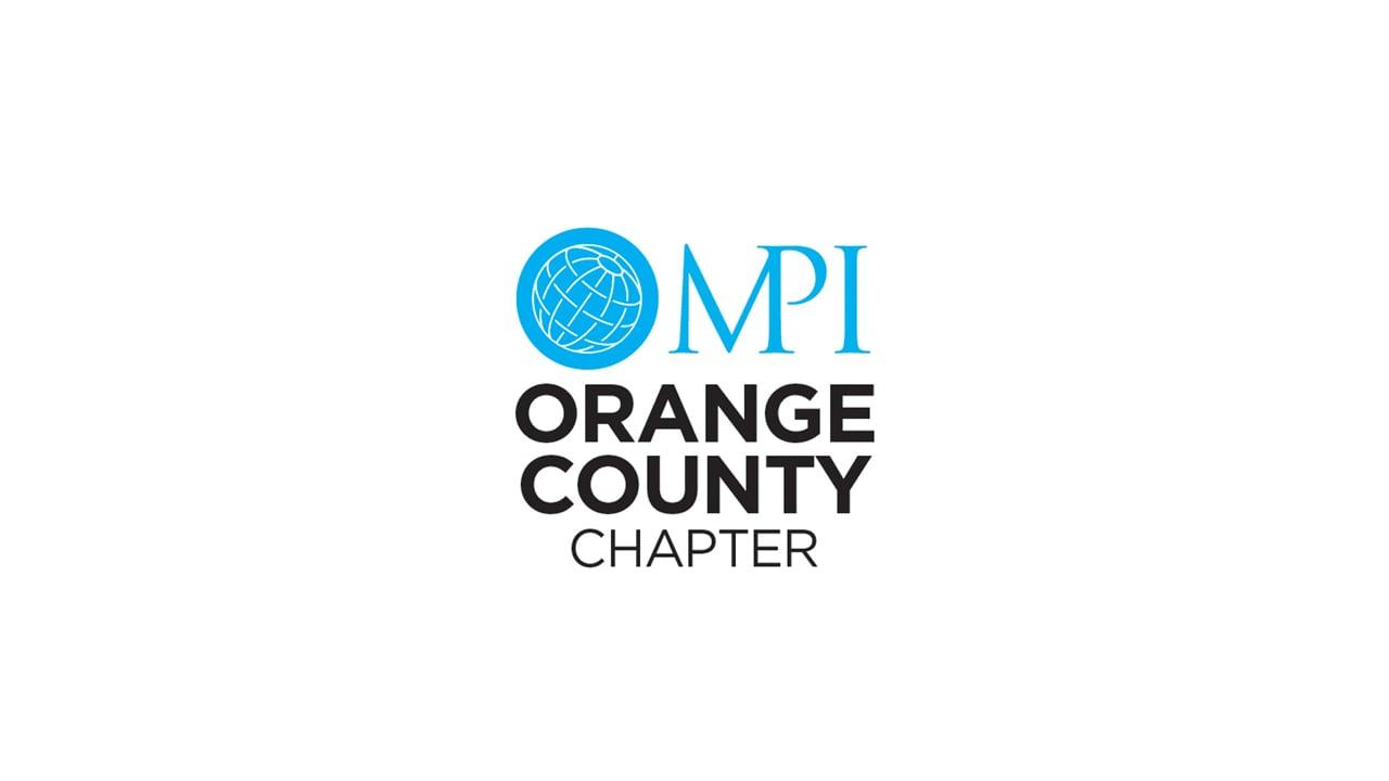 MPIOC Promotional Film ~ Meeting Planners International Orange County