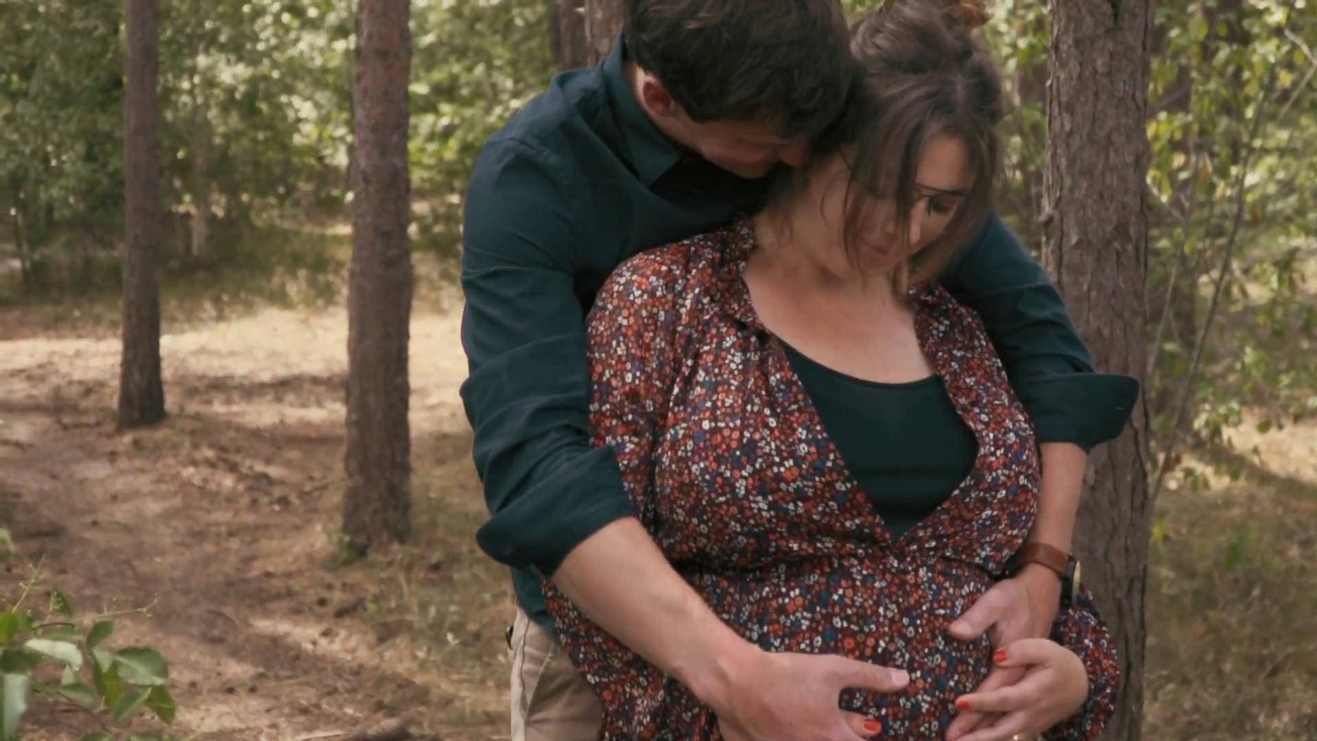 Toon & Lien - Pregnancy shoot 7.06.2020