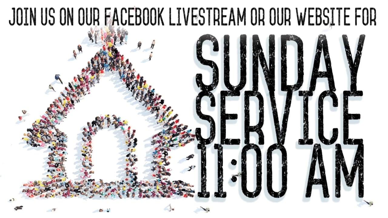 2020-06-28-Sunday Service