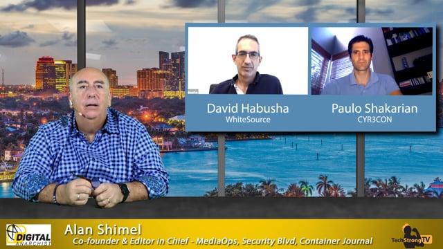 David Habusha and Paulo Shakarian - TechStrong TV