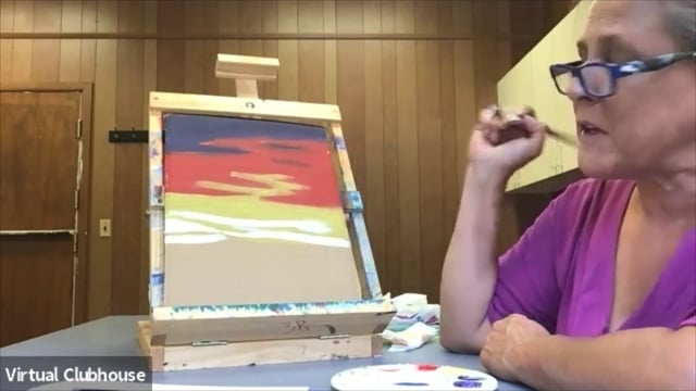 Painting with Sandi - Episode 09