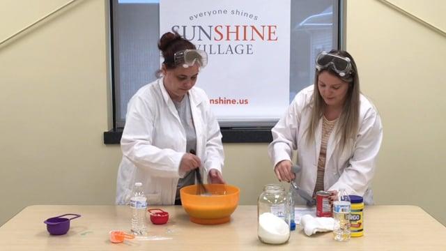 Shining Science - Episode 08