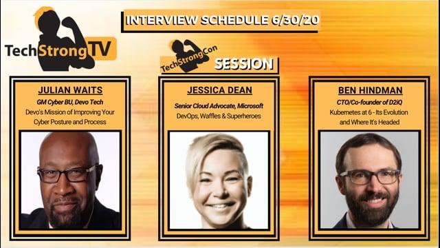 TechStrong TV - June 30, 2020