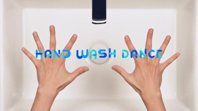 NHK HandWashDance