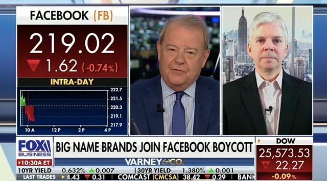 Fox Business News: 06/30/20