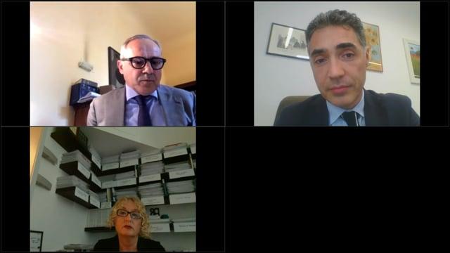 """26/06/2020 - Rec integrale webinar """"Lezioni di diritto processuale civile"""