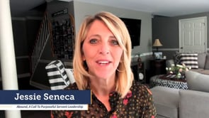 Jessie Seneca - Abound, A Call to Purposeful Servant Leadership |  Focus Women's Leadership Conference | SBC of Virginia