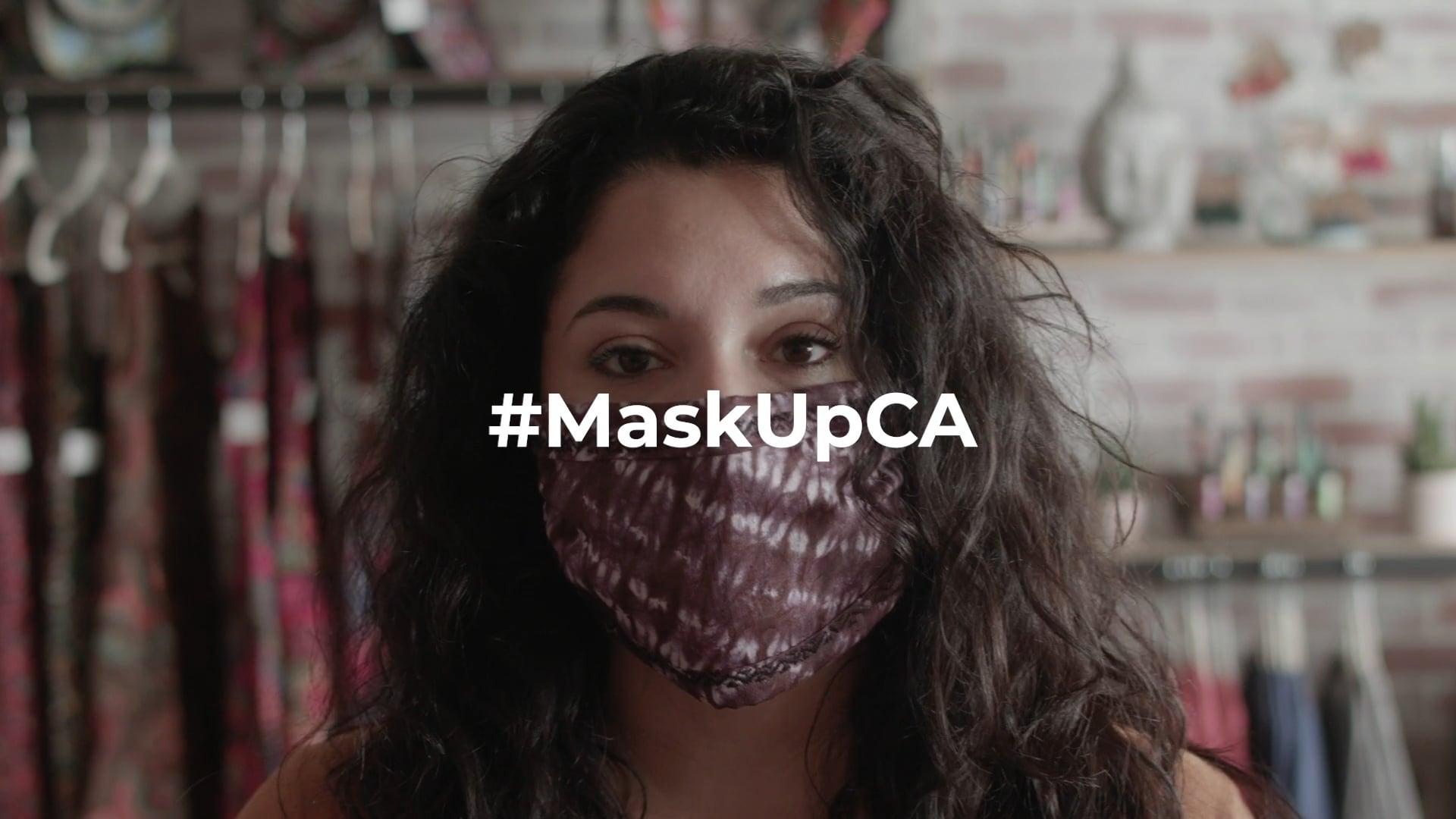 #MaskUpCA - Jay Preston