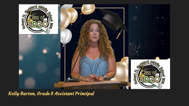 Virtual Graduation for MS 202
