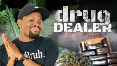 Running A Highclass Drug Operation! (Drug Dealer Simulator) - Stream Replay