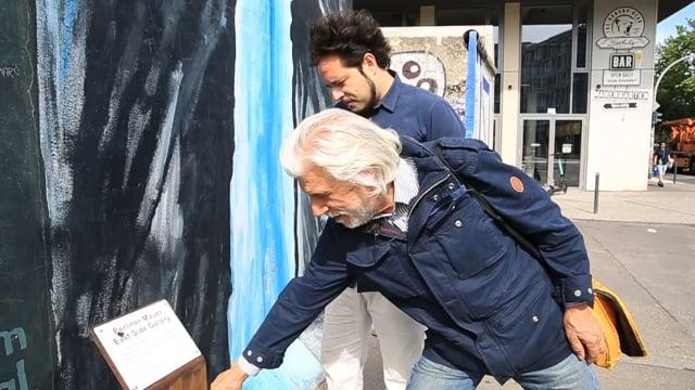 Das Gespräch der zwei Gehenden: Gabriele Nugara & Fulvio Pinna