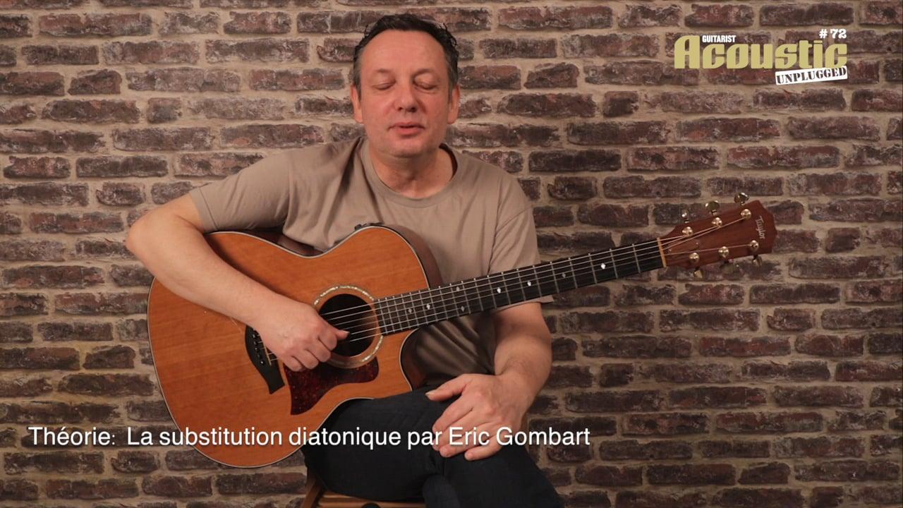 AC72 07 Théorie Eric Gombart la gamme harmonisée