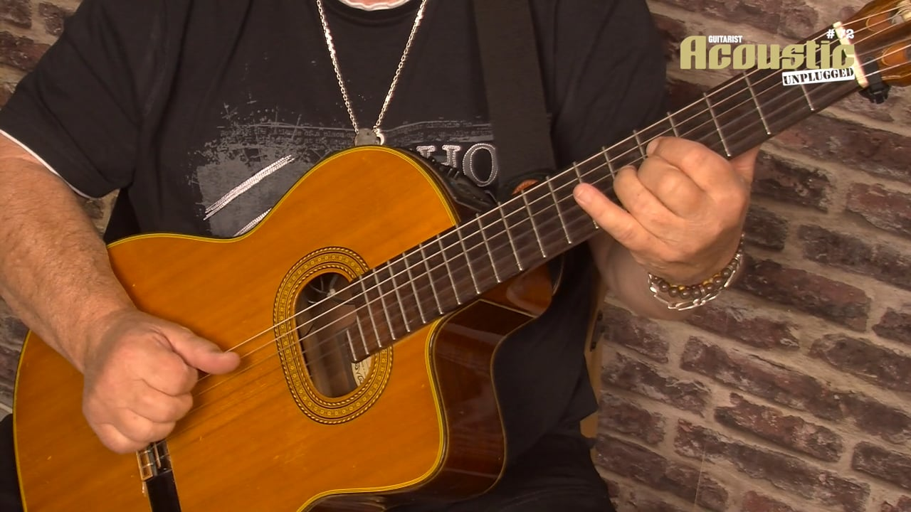 AC72 23 Acoustic Blues Jimi Drouillard morceau