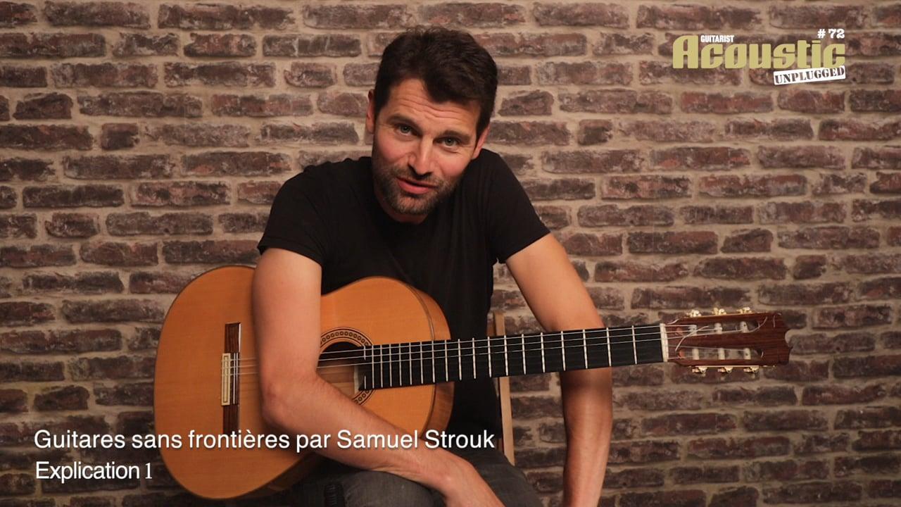 AC72 31 Guitares sans frontières Samuel Strouk Explication 01