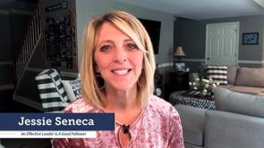 Jessie Seneca - An Effective Leader Is A Good Follower | Focus Women's Leadership Conference | SBC of Virginia