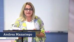 Andrea Mazariego - Qué Debemos Enseñar | Enfoque Conferencia De Liderazgo De Mujeres | SBC De Virginia