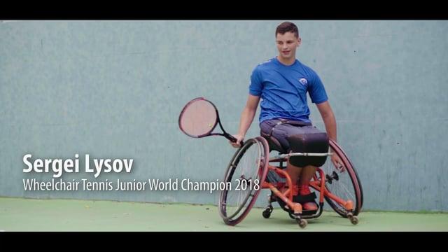 Sergei Lysov – Tennis