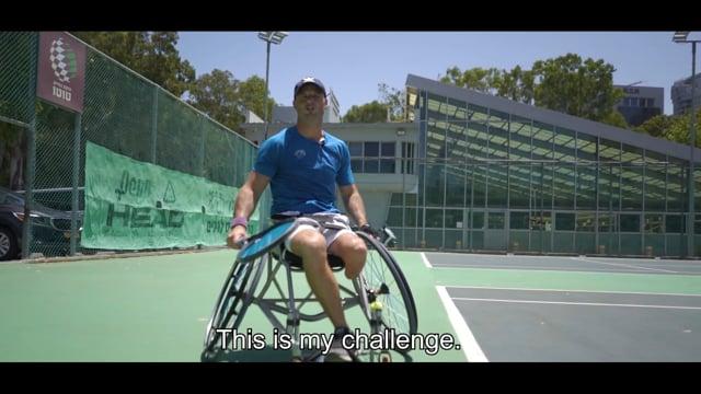 Adam Berdickevsky – Tennis