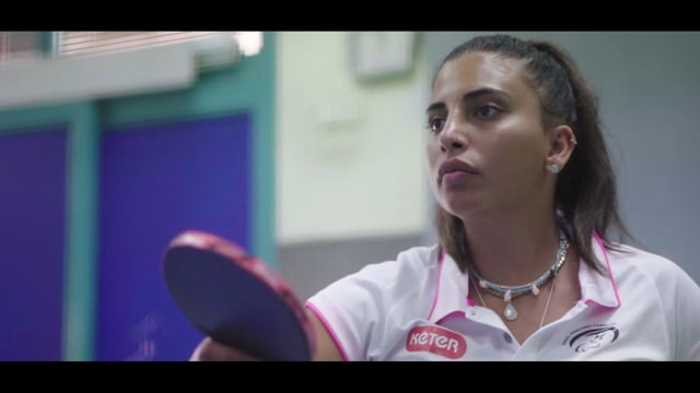 Caroline Tabib – Table Tennis