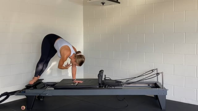 20min quick core on the reformer