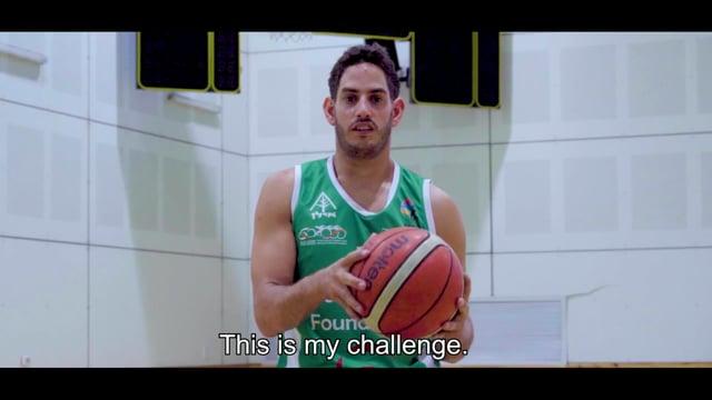 Asael Shabo- Basketball