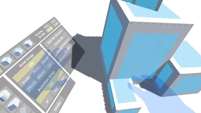 Architektur - Prototyping direkt in der VR