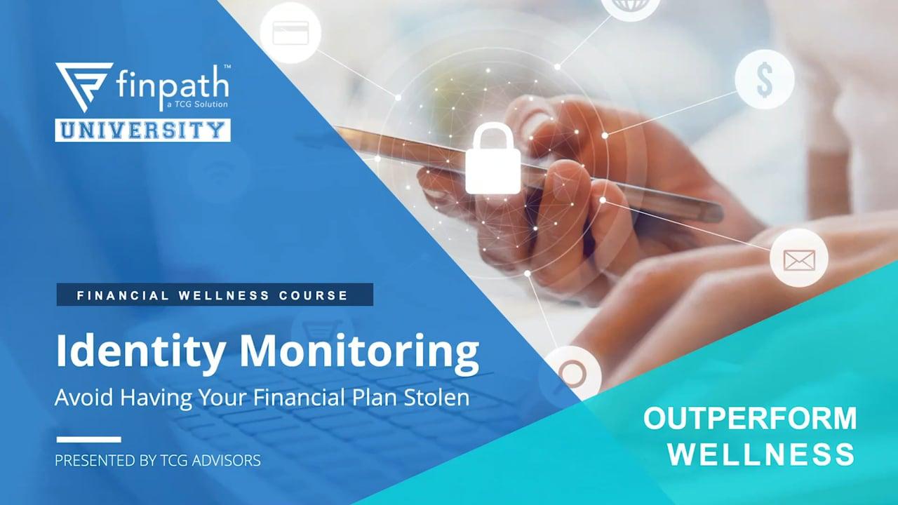 FinPath - Identity Monitoring - July 2020