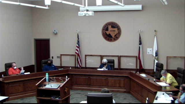7-1-2020 Emergency Council Meeting