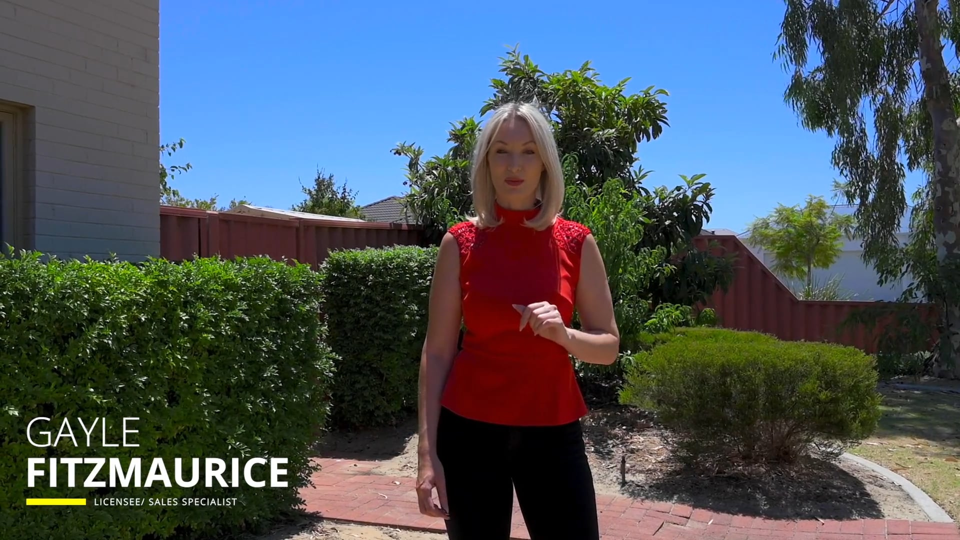 SOLD BY GAYLE FITZMAURICE   11F Keemore Drive, Balga